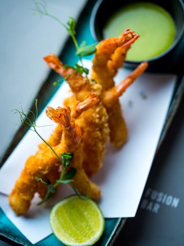 Panko Shrimps