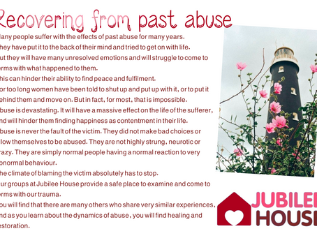Recovery from past abuse