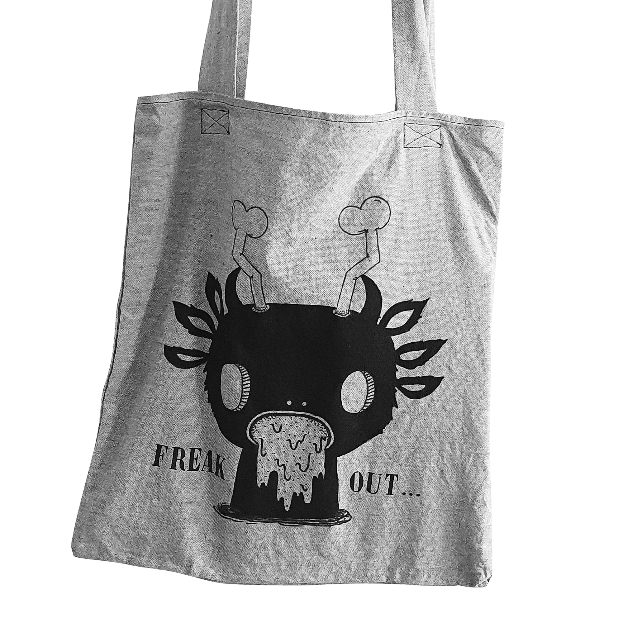 TOTEBAG FREAK OUT