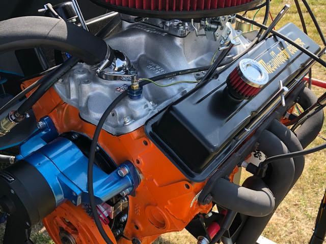 Chevy 350 SB