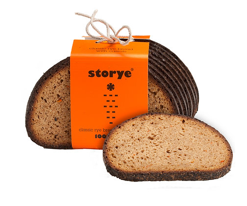 Classic Rye with Carrots - 4 pack