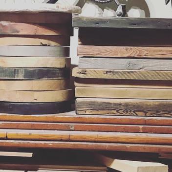 Relcaimed Wood Stock