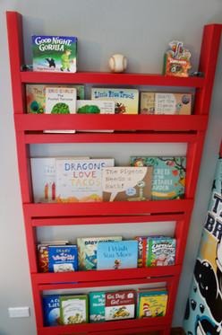 Eager Reader Bookshelf