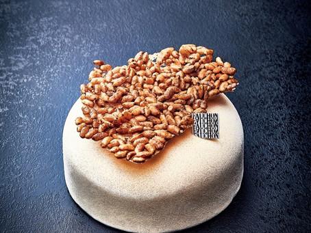 Торт «Хрустящий рис» Автор:  (François Daubinet, Fauchon, Paris)