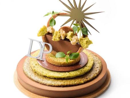 Тарт «Фисташка-шоколад»