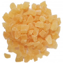Wholefoods Bedford Diced Pineapple 400g