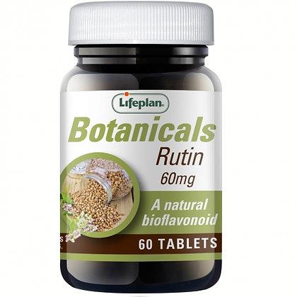 Lifeplan Rutin 60mg (Natural) 60 Tablets
