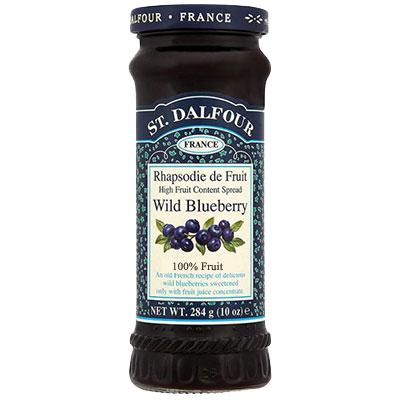 St. Dalfour Wild Blueberry Preserve