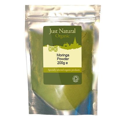 Just Natural Organic Moringa Powder 200g