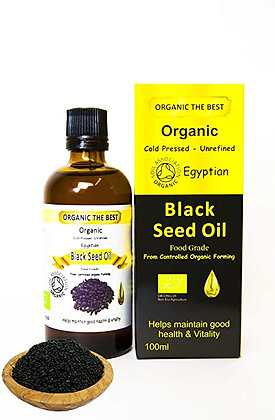 Black Seed Oil Organic