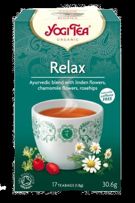 Yogi Tea Relax Tea 17 Tea Bags