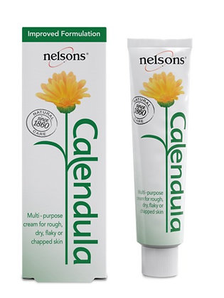 Nelsons Calendula Cream Skincare Range 30ml