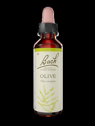 Original Dr Bach Method Olive 20ml