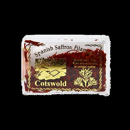 Cotswold Saffron Filaments 1g