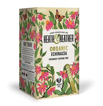 Heath & Heather Organic Echinacea 20 Bags