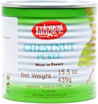 Clement Faugier Chestnut Puree 439g