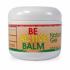 Be Active Balm 8oz