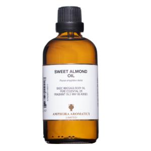 Amphora Aromatics Sweet Almond Oil 250ml