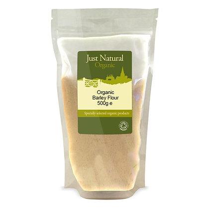 Just Natural Organic Barley Flour 500g
