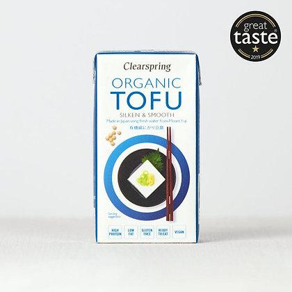 Clearspring  Organic Japanese Tofu Silken & Smooth 300g