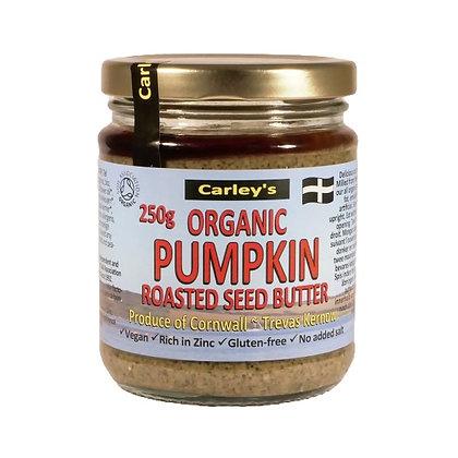 Carley's Organic Pumpkin Seed Butter Roasted 250g