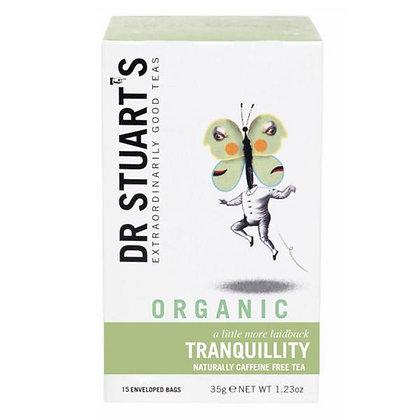 Dr Stuarts Organic Tranquility 15 Tea Bags