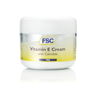 FSC Vitamin E Cream 100g