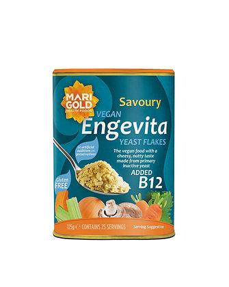 Marigold Engevita Yeast Flakes with added B12 125g