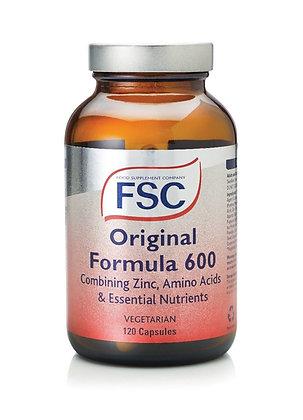 FSC Original Formula-600 120 Capsules