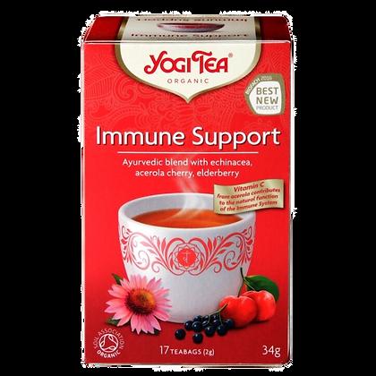 Yogi Tea Immune Support Organic 17 Tea Bags