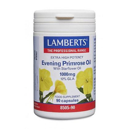 Lamberts Evening Primrose Oil 100mg 90 Tablets