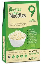 Better Than Organic & Gluten Free Noodle Shapes 385g