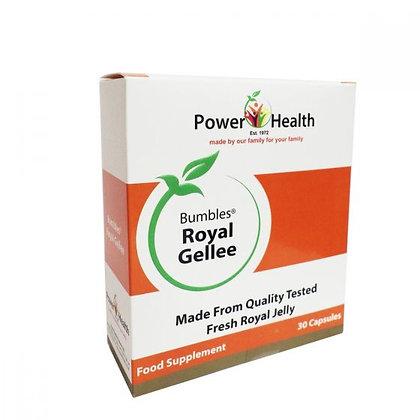 Power Health Bumbles Royal Gellee 30 Capsules