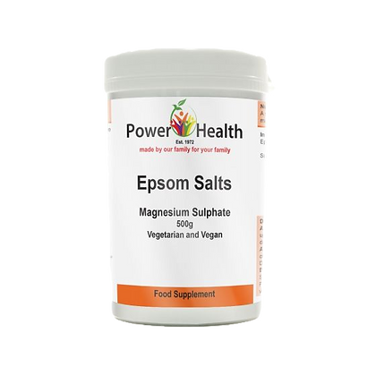 Power Health Epsom Salts 500g