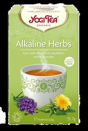 Yogi Tea Alkaline Herbs 17 Tea Bags