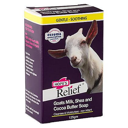 Hope's Relief Goat's Milk Soap 125g