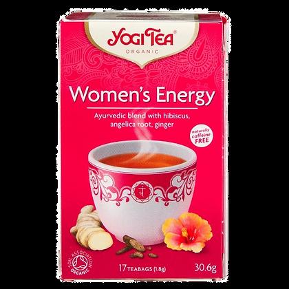 Yogi Tea Organic Women's Energy 17 Tea Bags