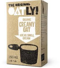 The Original Oatly Creamy Oat Organic 250ml