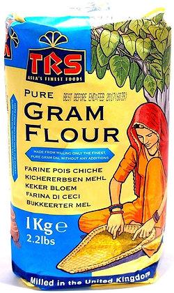 TRS Pure Gram Flour 1kg