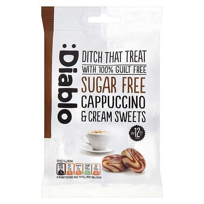 Diablo Sugar Free Cappucino & Cream Sweets