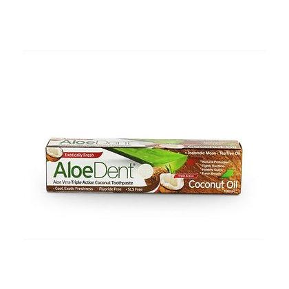 Aloe Dent Coconut Oil Toothpaste 100ml