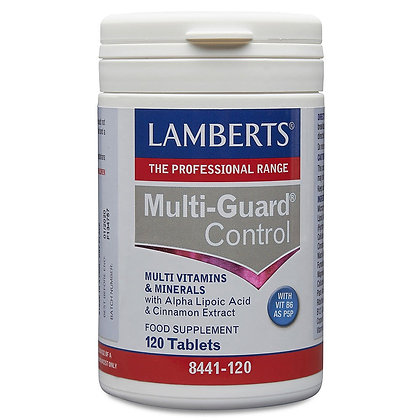 Lamberts Multi-Guard Control 120 Tablets