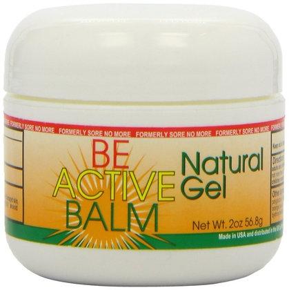Be Active Balm Natural Gel 8g