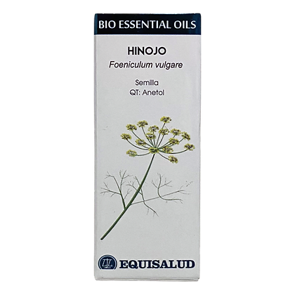 Equisalud Organic Fennel Bio Essential Oil 10ml