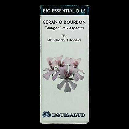 Equisalud Organic Geranium Bourbon Bio Essential Oil 10ml