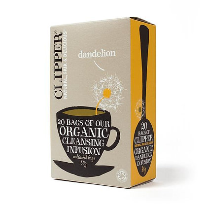 Organic Dandelion Infusion 20 Tea Bags