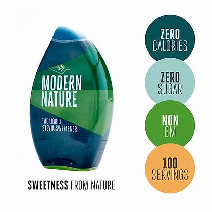 Modern Nature The Liquid Stevia Sweetener 60ml
