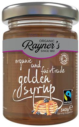 Rayner's Fairtrade Organic Golden Syrup 340g