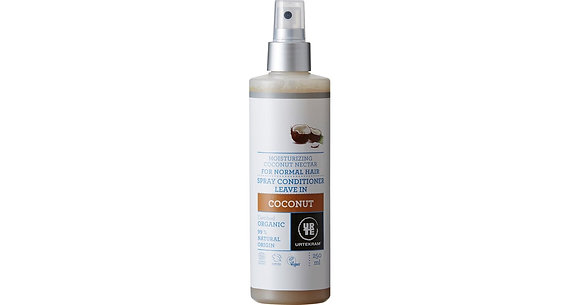 Urtekram Coconut Spray Conditioner Organic 250ml