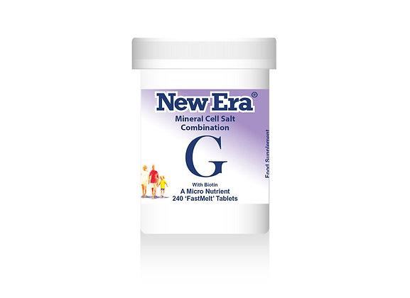 New Era Combination G 240 Tablets